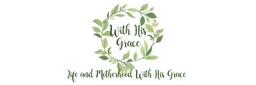 With His Grace